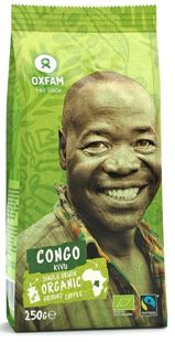 Oxfam | Lake Kivu Coffee (kawa mielona) 250g | ORGANIC - FAIRTRADE