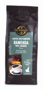 El Puente | Bamenda (kawa ziarnista) 250g | FAIR TRADE