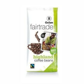 Oxfam | Highland (kawa ziarnista) 250g | ORGANIC - FAIRTRADE