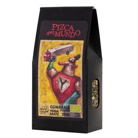 Pizca del Mundo | Guaraná power – yerba mate z guaraną 100g | ORGANIC - FAIR FOR LIFE