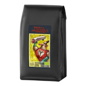 Pizca del Mundo | Guaraná power – yerba mate z guaraną 500g | ORGANIC - FAIR TRADE